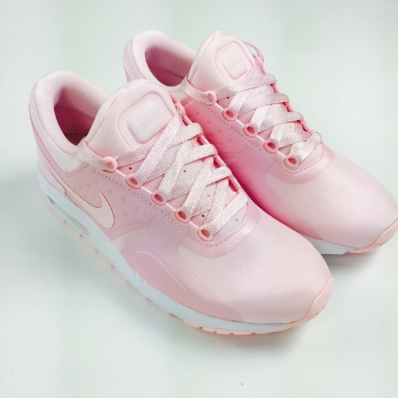 Nike Air Max Zero SE GS Pink shoes 6Y women 7.5 NWT